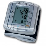 DIGITAL WRIST BLOOD PRESSURE MONITOR MICROLIFE